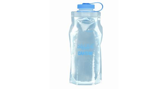 Nalgene Feltflaske af PE Drikkeflaske 1500ml gennemsigtig